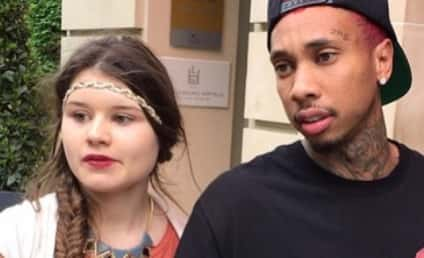 Tyga Tattoos Kylie Jenner's Name on His Arm!!!