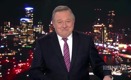 Australian Broadcaster Raps About Vanilla Ice, Amuses Himself