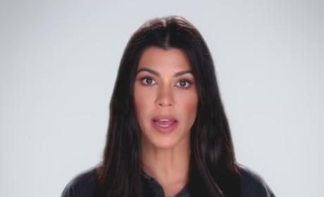 Kourtney Kardashian Speaks on KUWTK