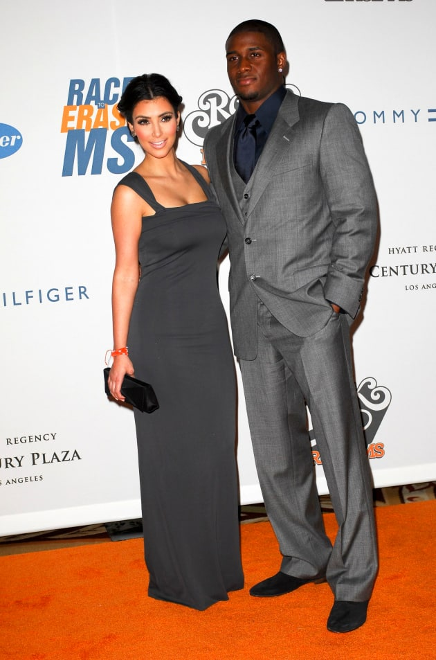 Reggie Bush And Kim Kardashian Pic The Hollywood Gossip