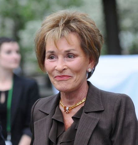 Judge Judy Photograph