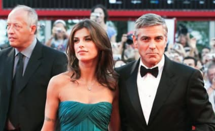 Another Sarah Larson and George Clooney Sighting!
