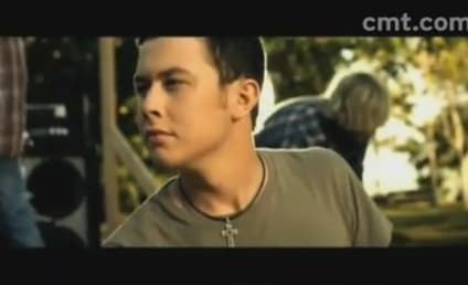 "Scotty McCreery Music Video Debut: ""I Love You This Big"""