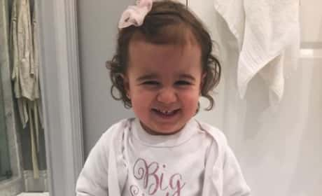 The Daughter of Kevin Jonas
