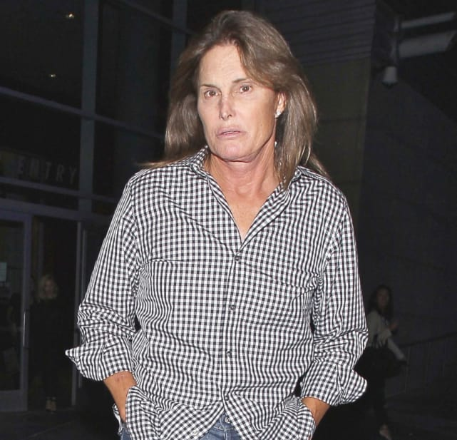 Bruce Jenner Looking Different