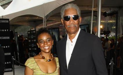 Morgan Freeman and E'Dena Hines: It's Over?