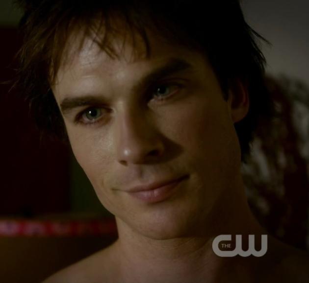 Ian as Damon