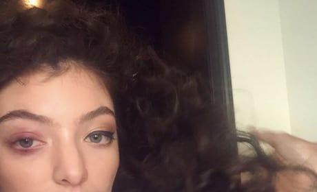 Lorde Black Eye