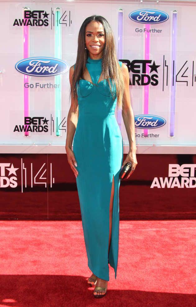 Michelle Williams BET Awards Photo