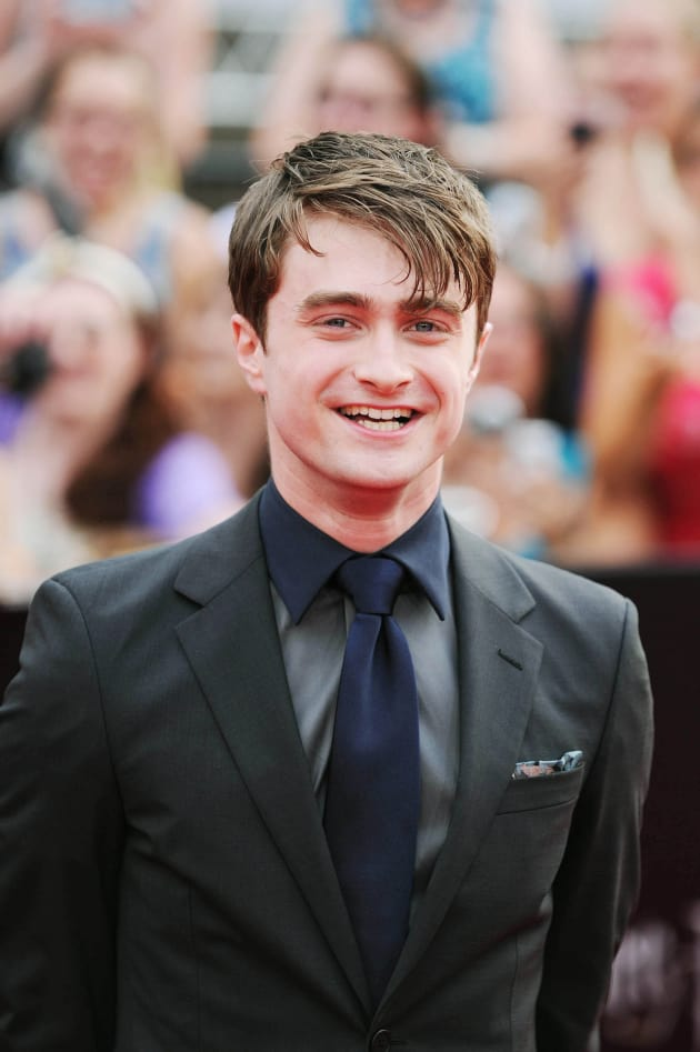 Daniel Radcliffe in NYC