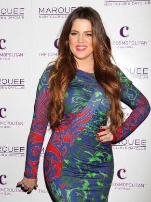 Khloe Kardashian in Vegas