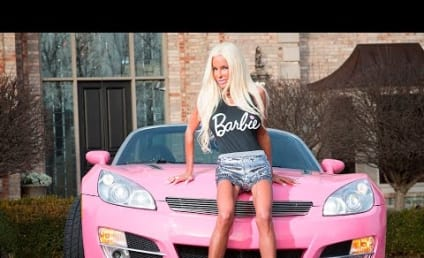 This Woman Spent $500,000 to Look Like Barbie
