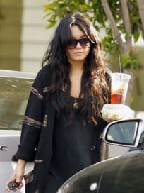 Vanessa Goes Strolling