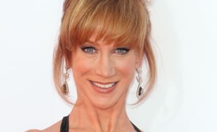 Kathy Griffin: Secretly Fired From Fashion Police?