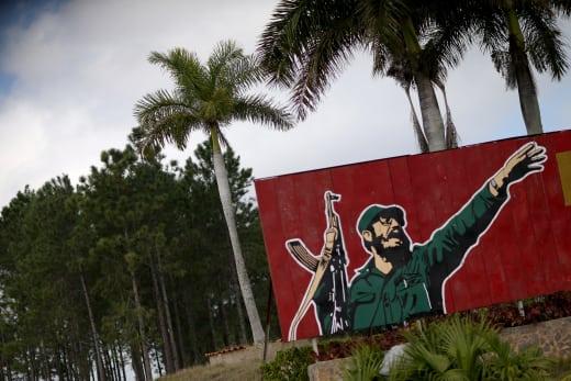 Castro Mural