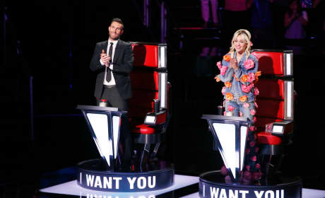 Miley Cyrus: Threatening To QUIT The Voice?