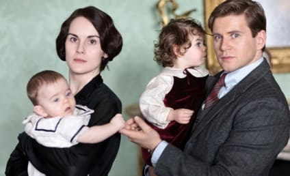 Downton Abbey: Picked Up for Season 5!