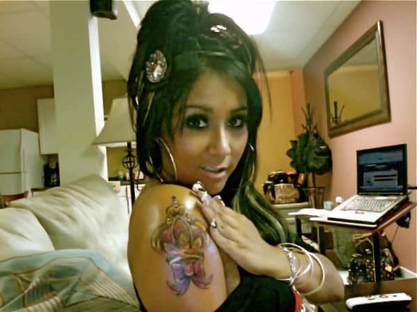 Snooki Tattoo