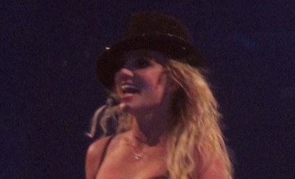 Britney Spears Circus Tour Photos, Reactions