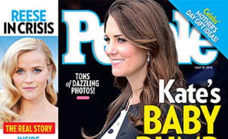 Kate Middleton People Magazine Cover