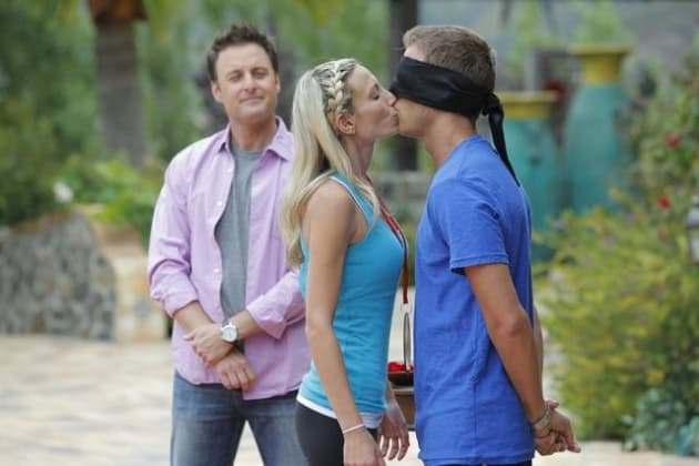 Kissing Contest