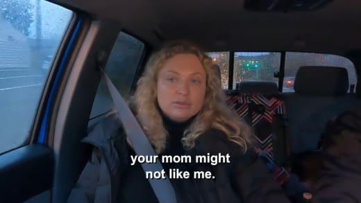 Natalie Mordovtseva - your mom might not like me