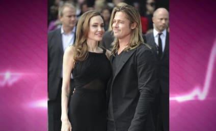 Angelina Jolie and Brad Pitt: Secretly Married?