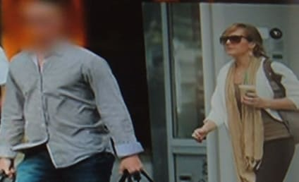 Spotted: Ashley Hebert and ... The Bachelorette Winner?!
