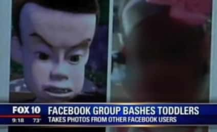 Facebook Group Bashes Toddler and Baby Photos, Sparks Outrage Online