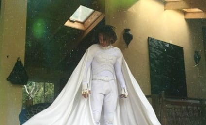 Jaden Smith Attends Prom as a Superhero: See the Pics!
