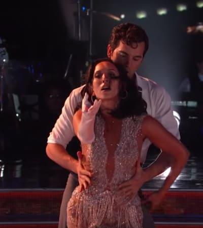 Juan Pablo & Cheryl's Foxtrot