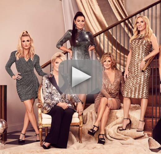 The real housewives of new york city trailer you guys are hot f