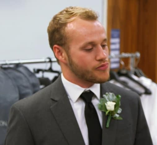 Josiah Duggar Prepares for His Wedding