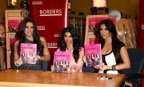 Kardashian Konfidential Signing