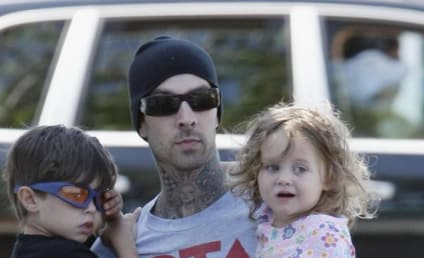 "Travis Barker: Almost Arrested, Refers to Shanna Moakler as ""Piece of Sh*t"""