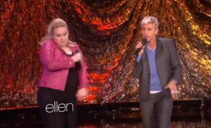Rebel Wilson and Ellen DeGeneres Make Like Salt 'n Pepa