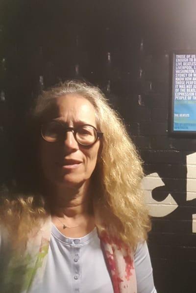 Sandy Rogen in Liverpool