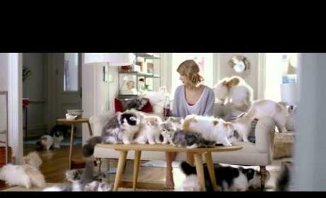 Taylor Swift Diet Coke Ad