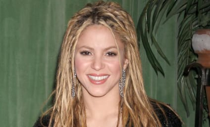 Shakira's Hips, Wings Most Certainly Do Not Lie