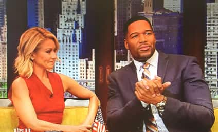 Kelly Ripa Finally Tells Viewers That Michael Strahan is Leaving Early