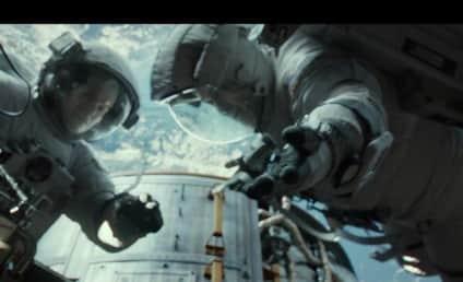 Gravity Trailer: Stranded in Space
