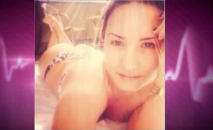 Demi Lovato Bikini Selfie: When in Brazil...