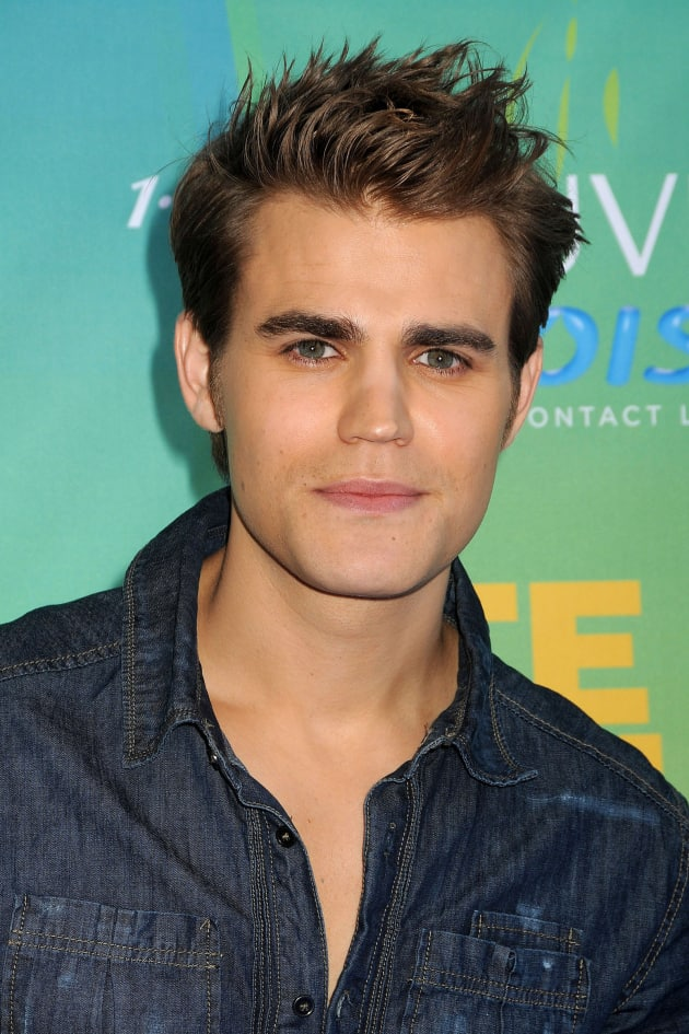 Paul Wesley - The Holl...