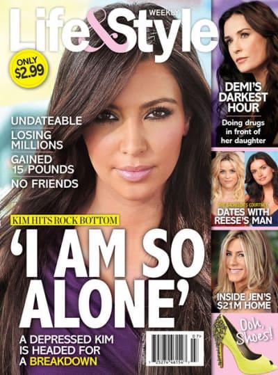 Kim Kardashian to Breakdown?!?