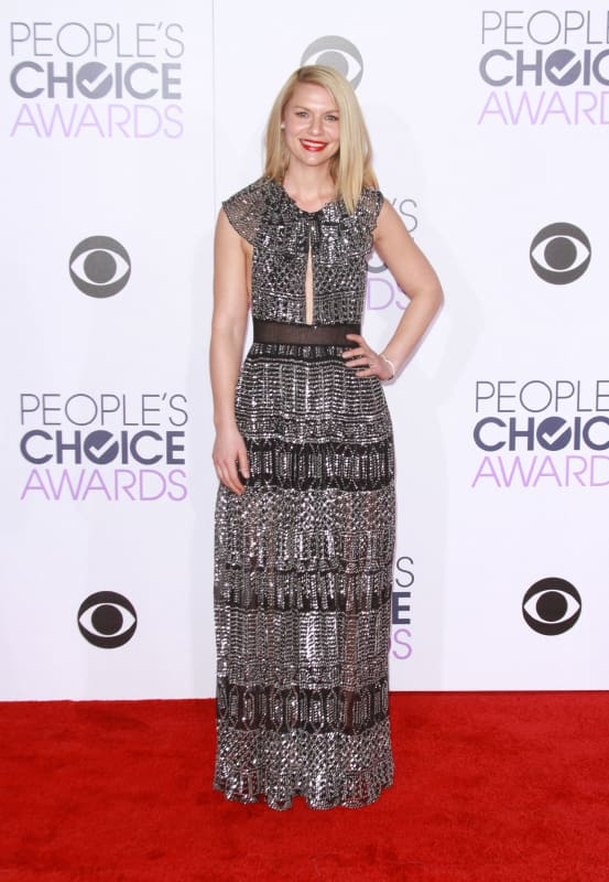 Claire Danes: 2016 People's Choice Awards