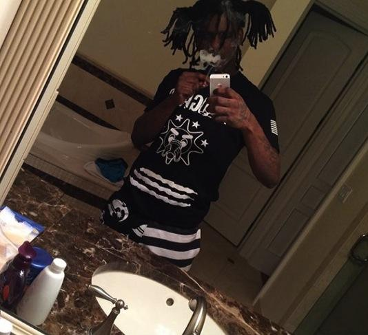 Chief Keef BAKED