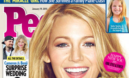 Blake Lively Gushes Over Motherhood: It's So Awesome!!!