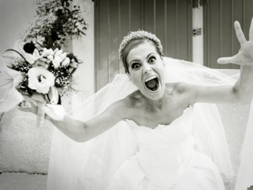 Insane Bride!