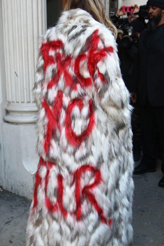 Khloe Kardashian Hates on Fur