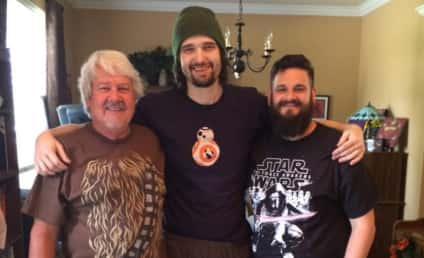 Terminally-Ill Star Wars Fan Has Dying Wish Granted